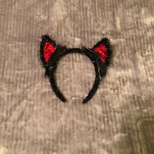 Cat Ears for Halloween Costume